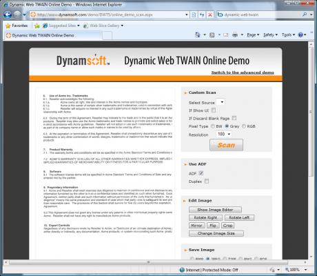 About Dynamic Web TWAIN