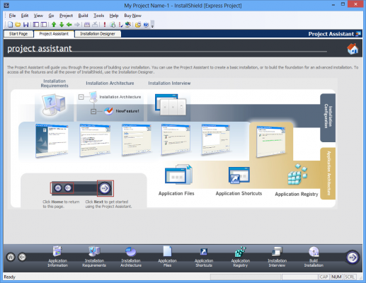 About InstallShield 2014 Express