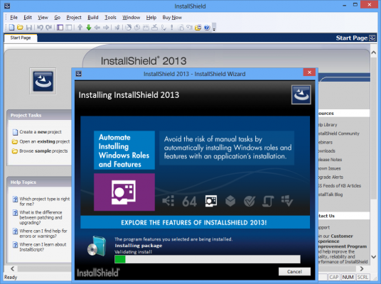 About InstallShield 2014 Professional