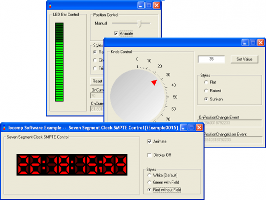 About Iocomp ActiveX/VCL Instrumentation Pro Pack