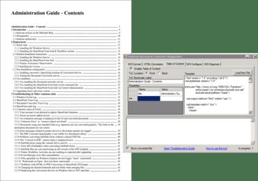 Muhimbi PDF Converter 7.3 released