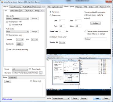 Video Capture SDK .Net improves Encoding