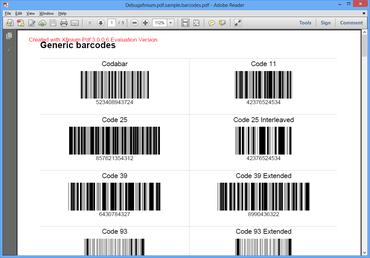 XFINIUM.PDF V5.3 released