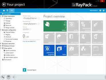 RayPack adds PackPoint