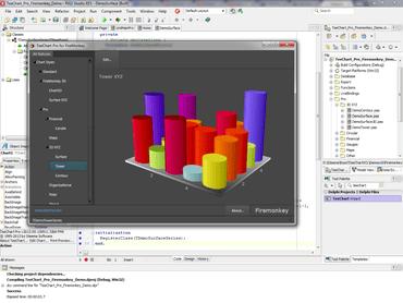 TeeChart Pro VCL/FMX improves Compatibility