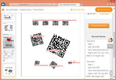 Barcode Reader V3.0 released