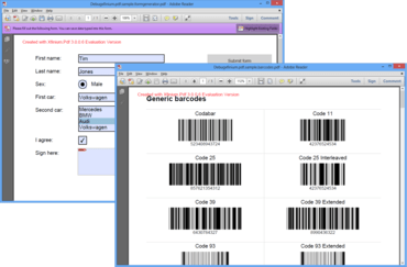 XFINIUM.PDF V5.4 released