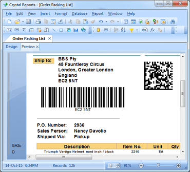 Barcode Server V6.0 released