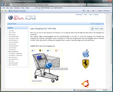 Gaia Ajax V3.6 released