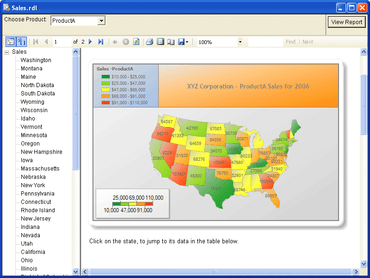 Dundas Map adds SSRS 2008 R2 support