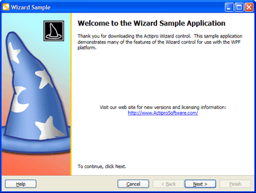 Actipro Wizard adds Office 2010 themes