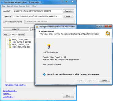 InstallAware Virtualization 3.0 released