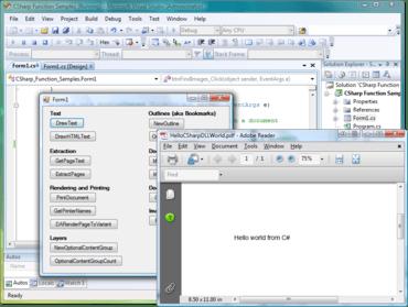 Quick PDF Library 7.23 new LIB Edition