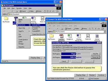 File Conversion Center adds Acrobat X support