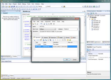 XLL Plus for Visual Studio adds 64 bit support