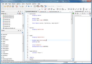 oXygen XML Editor V12.2 released