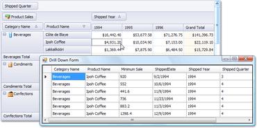 XtraPivotGrid Suite v2011 adds asynchronous mode