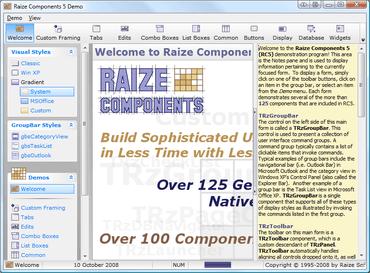 Raize Components adds 64bit VCL support