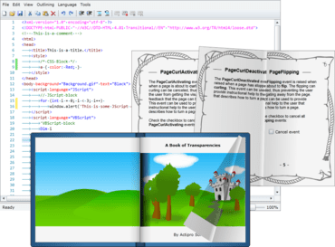 Silverlight Studio adds code fragment editing