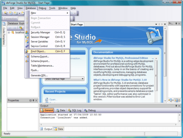 dbForge Studio for MySQL improves compatibility