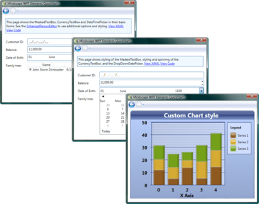 Mindscape WPF Elements adds DataGrid Control