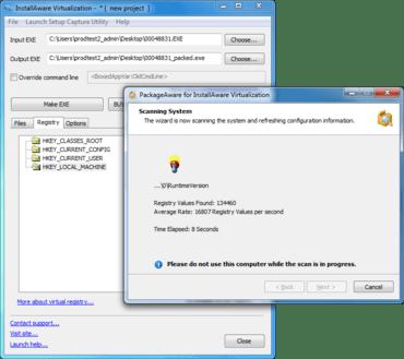 InstallAware Virtualization V4 released