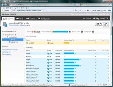 SQL Monitor adds Custom Metrics