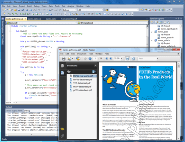 PDFlib improves Platform support