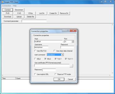 FTPSBlackbox adds Keep Alive function