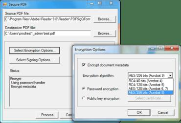 PDFBlackbox improves Security