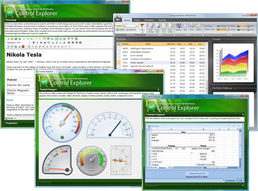 C1 Studio for WinForms 2014 v1.1 released