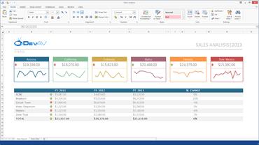 DevExpress Universal adds Tile-Based Navigation