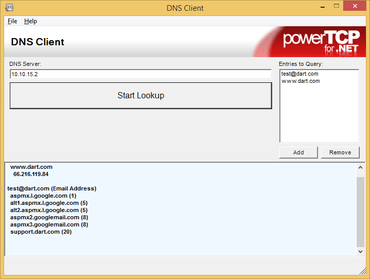 PowerTCP Sockets for .NET V4.5 released