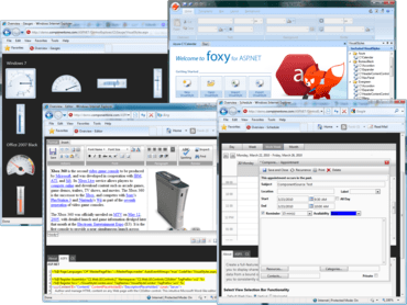 ComponentOne ASP.NET Wijmo improves Exporting