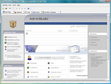 AdminStudio improves Mobile Application Support