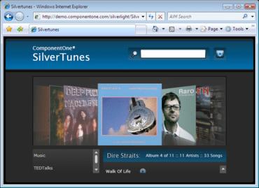 ComponentOne Studio Silverlight 2014 v3 released