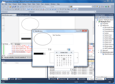Xceed Extended WPF Toolkit Plus V2.5 released
