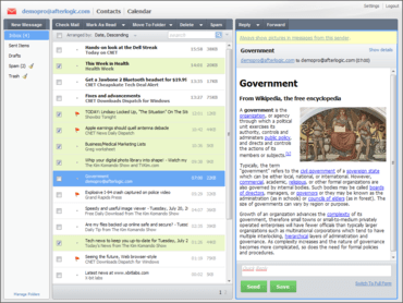 WebMail Pro for PHP updated