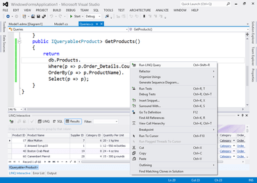 LINQ Insight updated