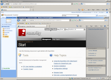 Export SharePoint List data to CSV