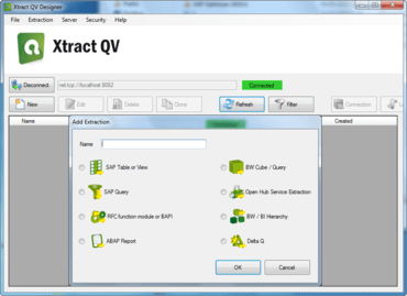 Seamless integration of SAP and QlikView