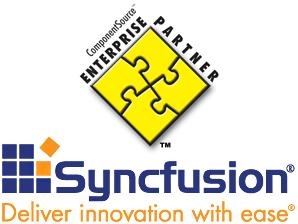 Syncfusion joins Enterprise Partner tier