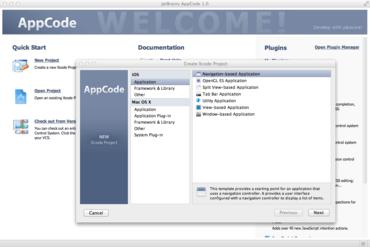 AppCode released