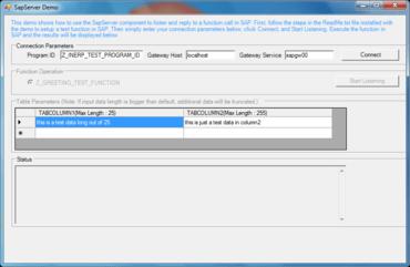ERP (SAP) Integrator released