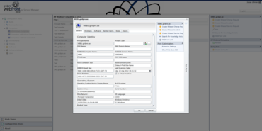 Gridpro WebFront for Service Manager released