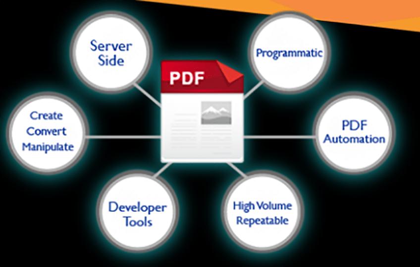 Screenshot of activePDF Portfolio
