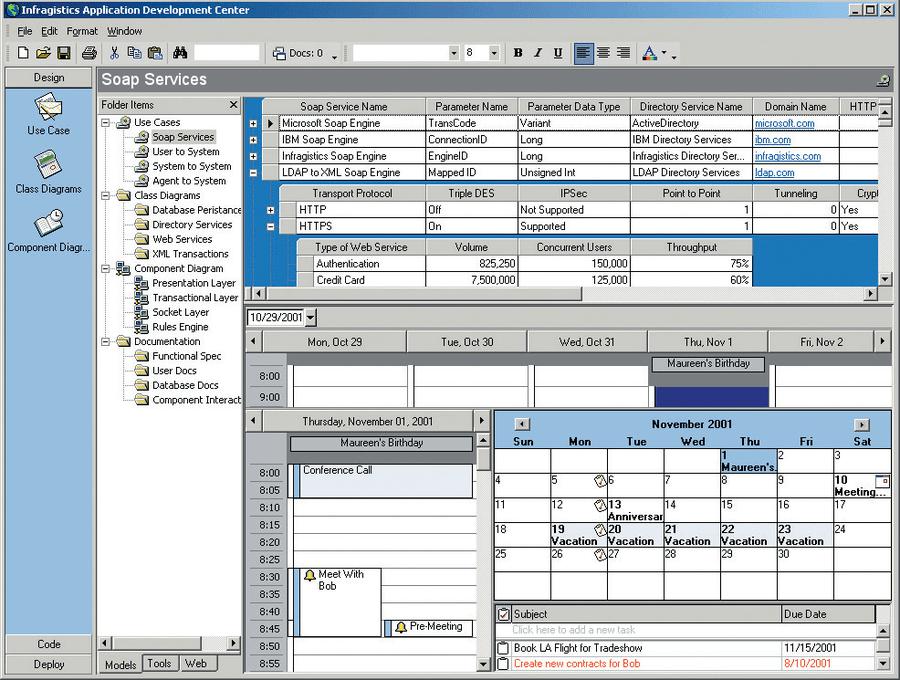 Screenshot of UltraSuite