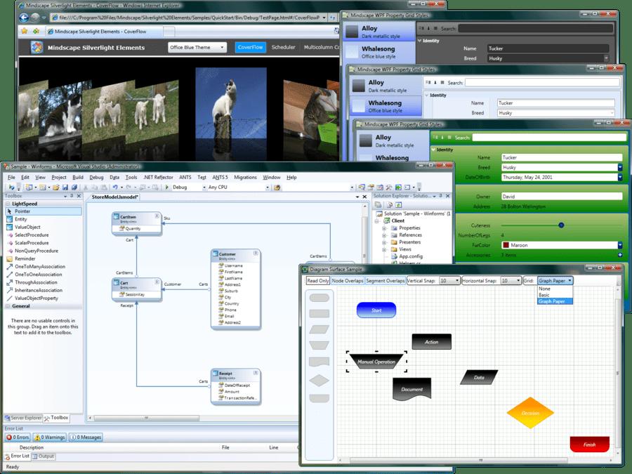Screenshot of Mindscape Mega Pack