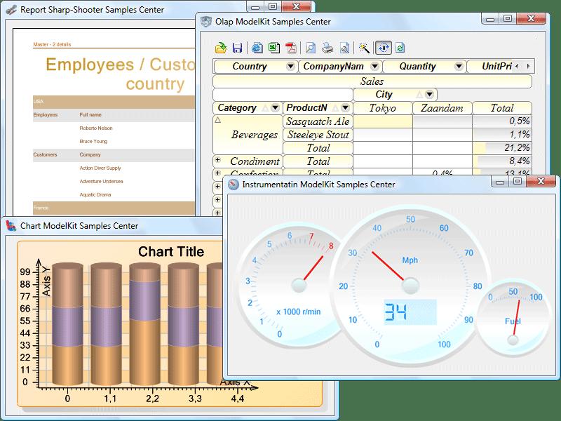 Screenshot of SharpShooter Collection.Win