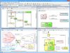 About Astah Professional: Business process UML modeling tool.